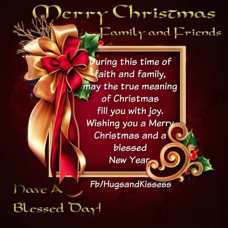 Christmas Quotes For Friends Image Picture Photo Wallpaper 17