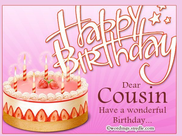 Funniest Happy Birthday Cousin Cake Picture Memes