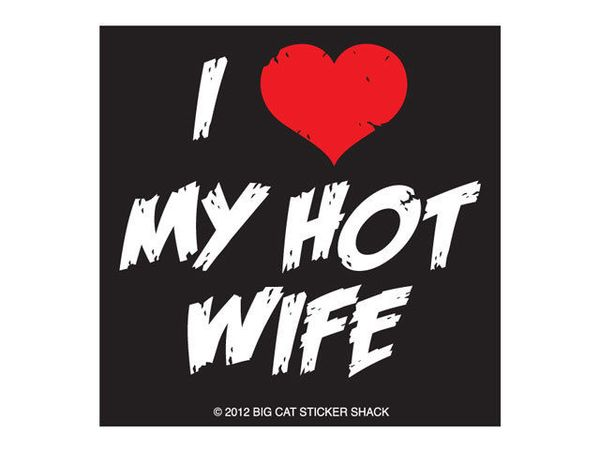 Funniest I Love My Hot Wife Meme