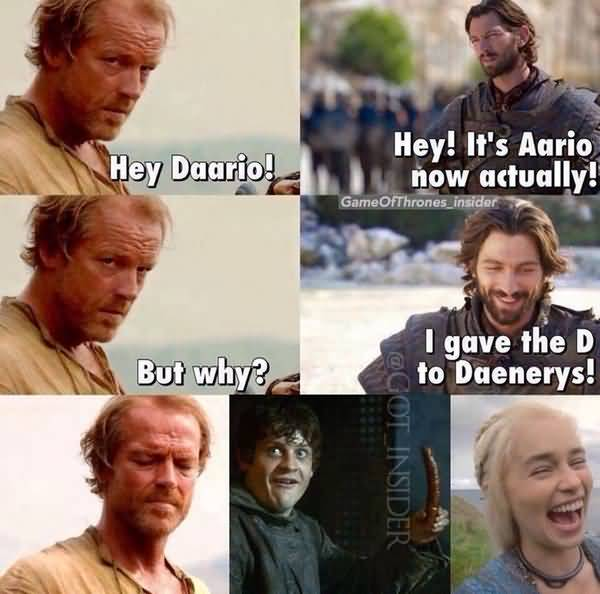 Funniest New Got Memes Images