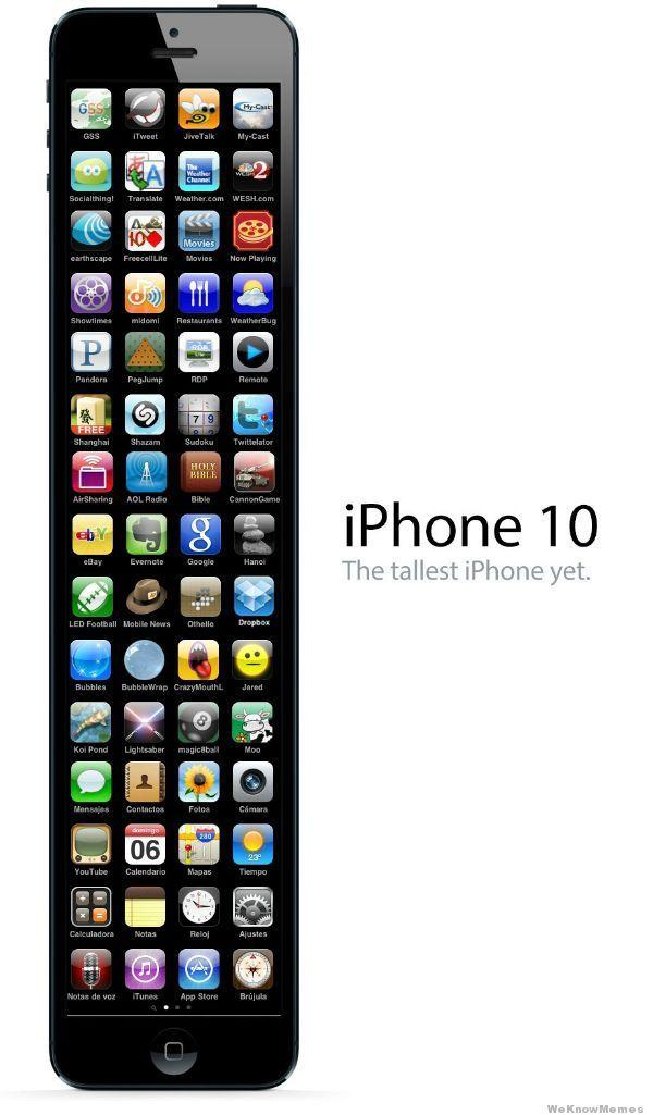 Funniest New Iphone 10 Meme Image