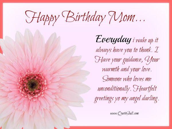 Happy Birthday Mom Cake Images