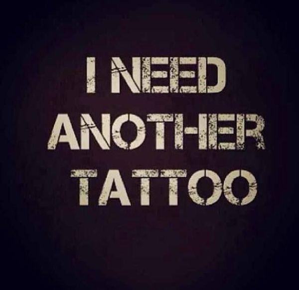 Funniest cool i want a tattoo meme photo