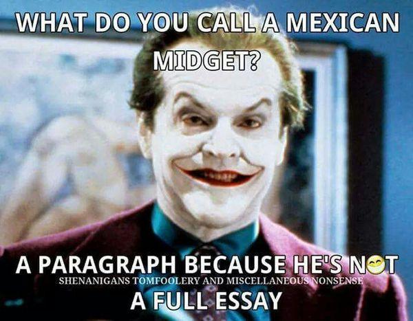 Funniest offensive mexican memes joke