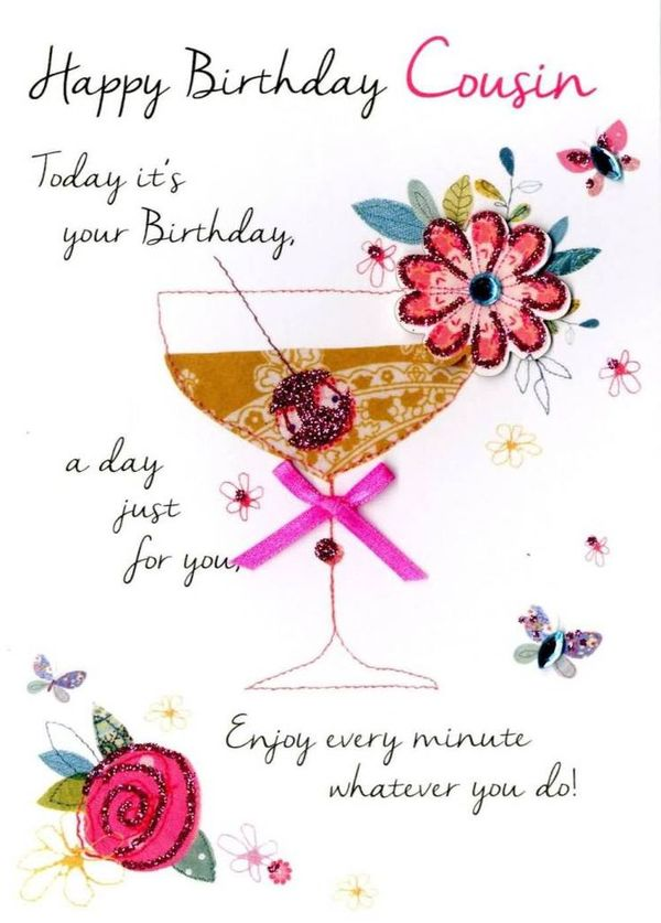 Funny Birthday Cousin Funny Quotes for Girl Jokes