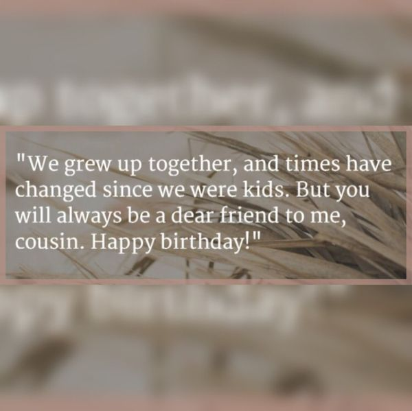 Funny Birthday Cousin Memes With Quotes Joke