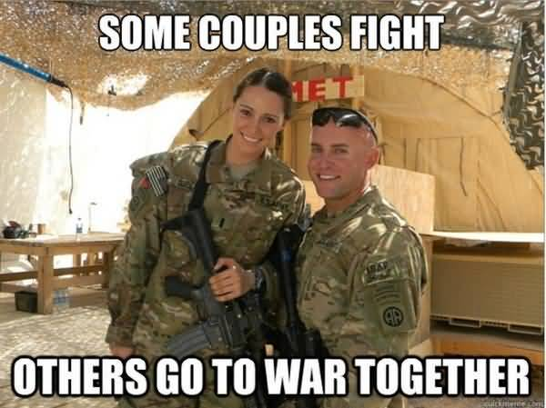Funny Cute Couple Meme Photo