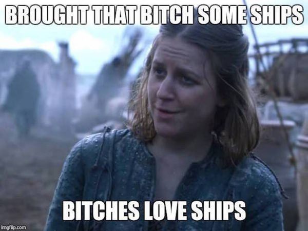 Funny Game of Thrones Love Meme Image