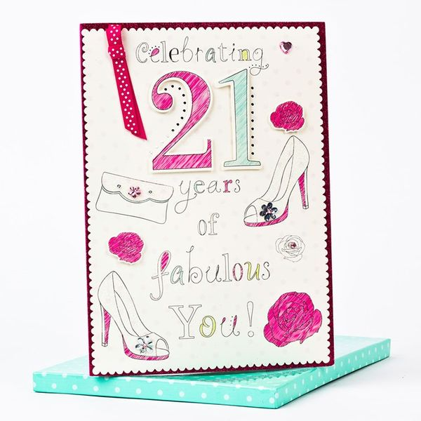 Funny Happy 21st Birthday Images for Her Gifs