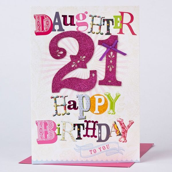 Funny Happy 21st Birthday Images for Her Jokes