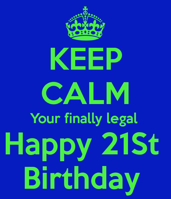Funny Happy 21st Birthday Photos Images