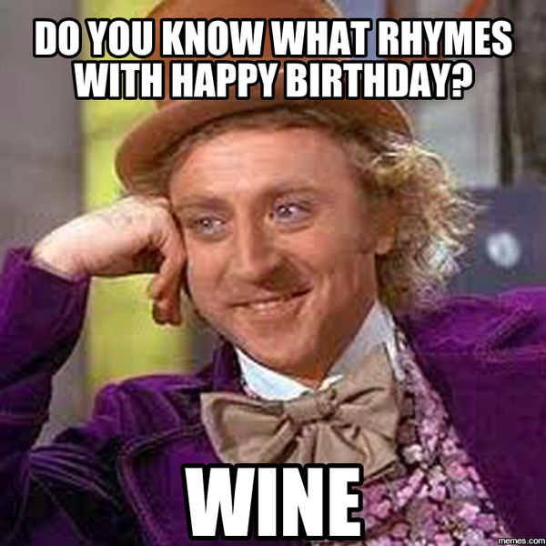 Funny Happy Bday 21 Year Old Memes Images