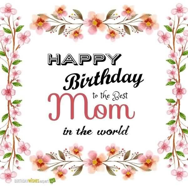 Funny Happy Birthday Best Mother Pics Wallpaper