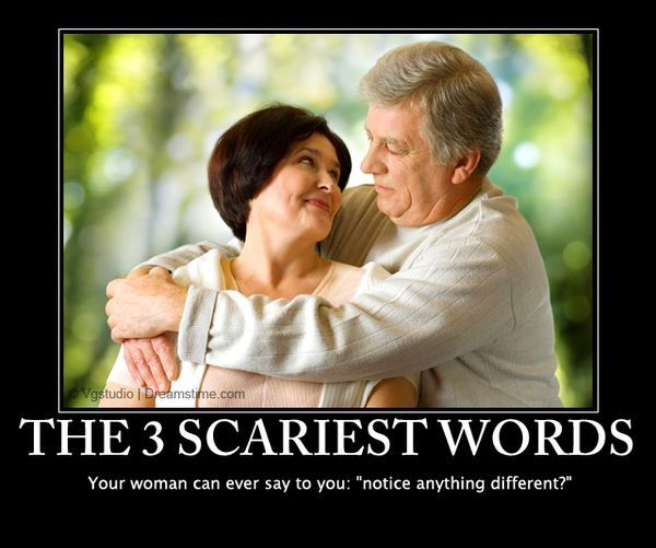 Funny Married Couple Humor Photo