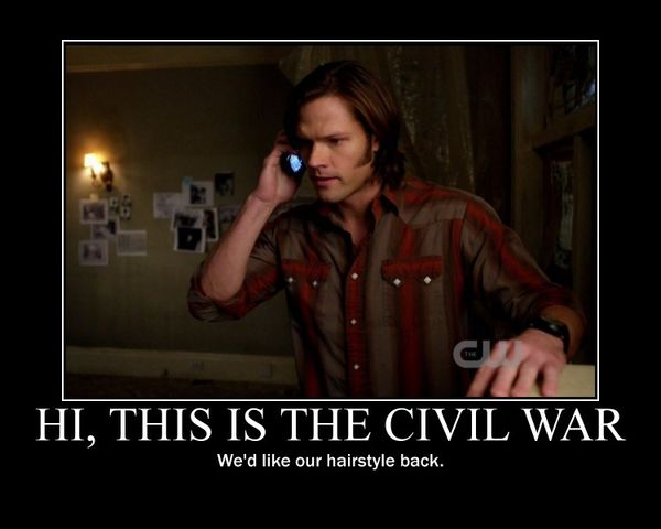 Funny Sam Winchester Memes Image