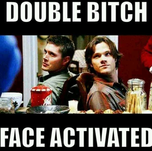 Funny Sam and Dean Memes Photo