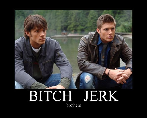 Funny Sam and Dean Memes Picture
