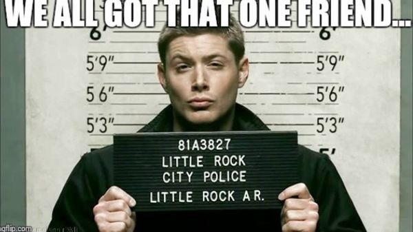 Funny Spn Memes Picture