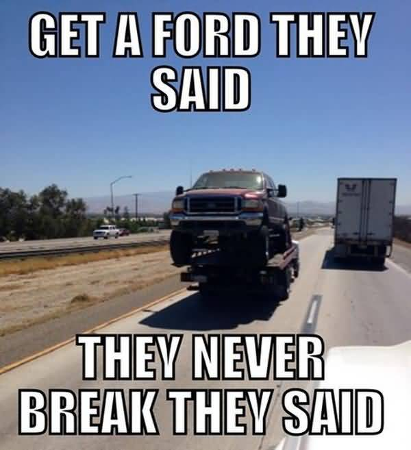 Funny amazing best ford truck memes image