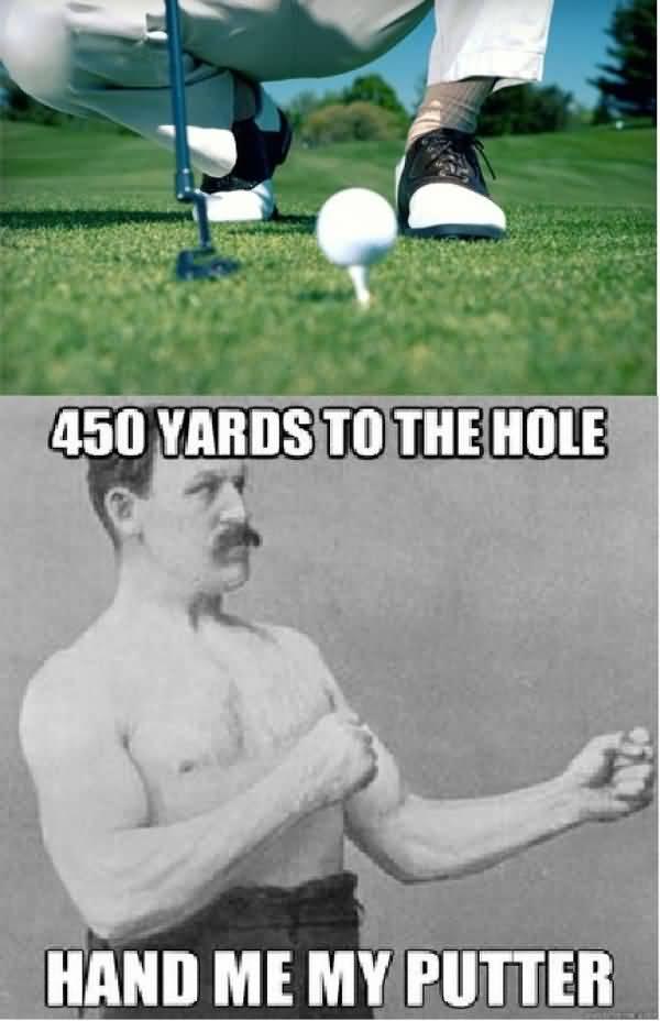 Funny amazing funny golf memes joke
