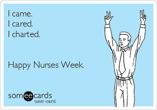 Funny amazing nurses day meme image