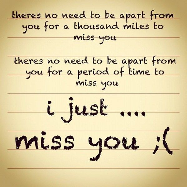 Funny apart miss you meme image