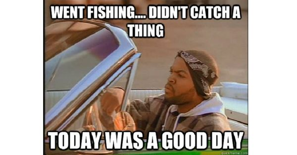Funny bad fishing day jokes pictures image