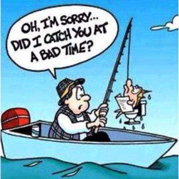 Funny bad fishing day jokes pictures meme