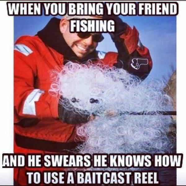 Funny bad fishing day jokes pictures memes