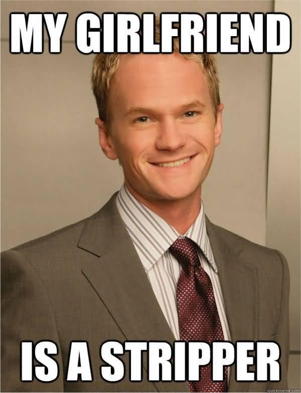 Funny barney stinson meme picture