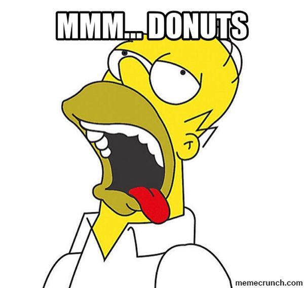 Funny best homer simpson mmm meme jokes