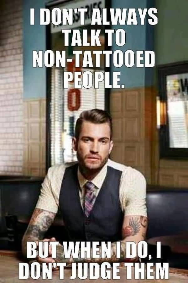 Funny best old people with tattoos meme pictures
