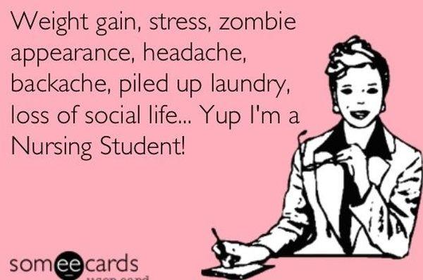 Funny best student nurse humor joke