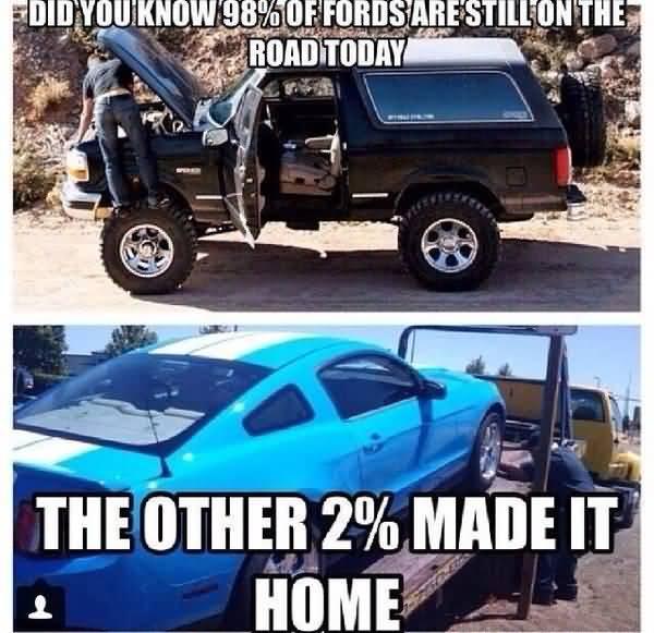 Funny chevy vs ford memes jokes