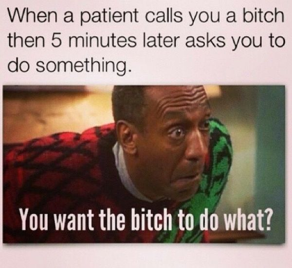 Funny cool patient meme photo