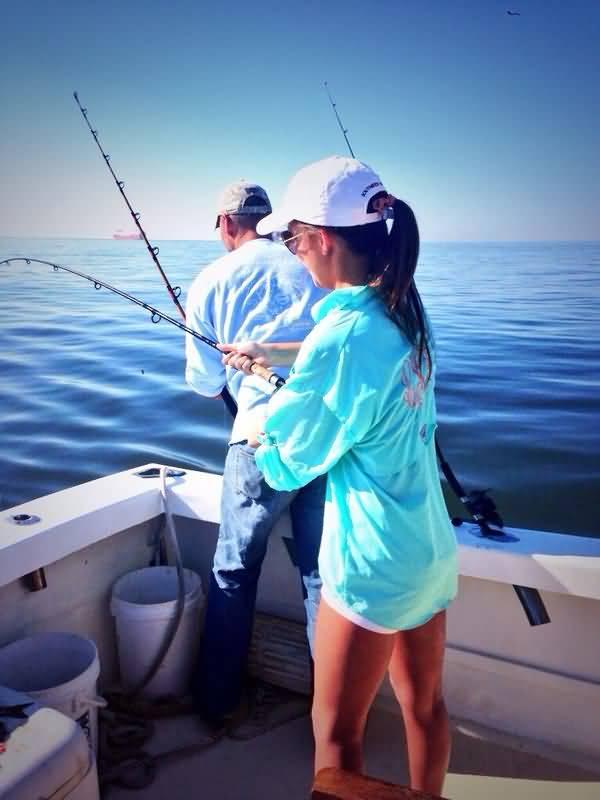 Funny cute fishing photos joke