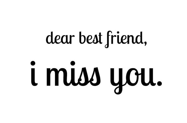 Funny dear friend miss you meme jokes