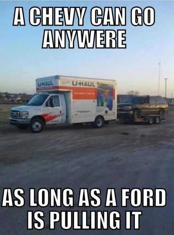 Funny ford hater jokes photo