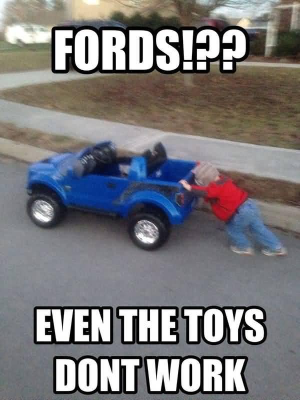 Funny ford puns humor memes