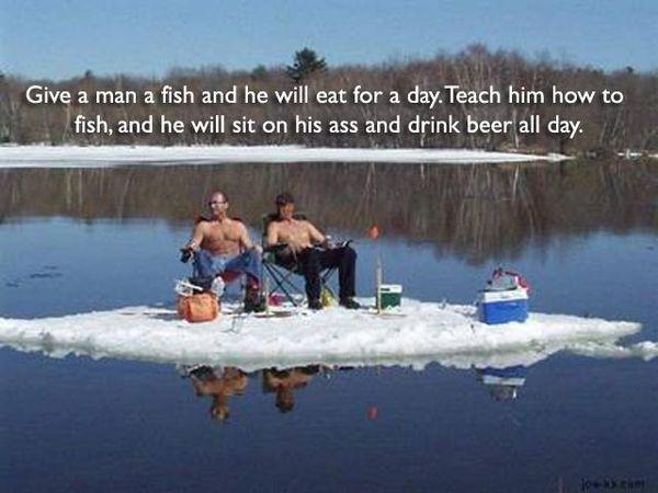 Funny hilarious fishing pictures joke