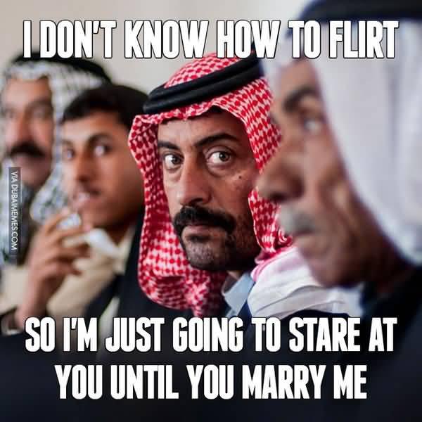 Funny how i flirt meme gifs