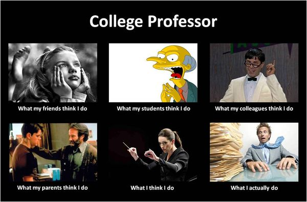 Funny memes about college joke