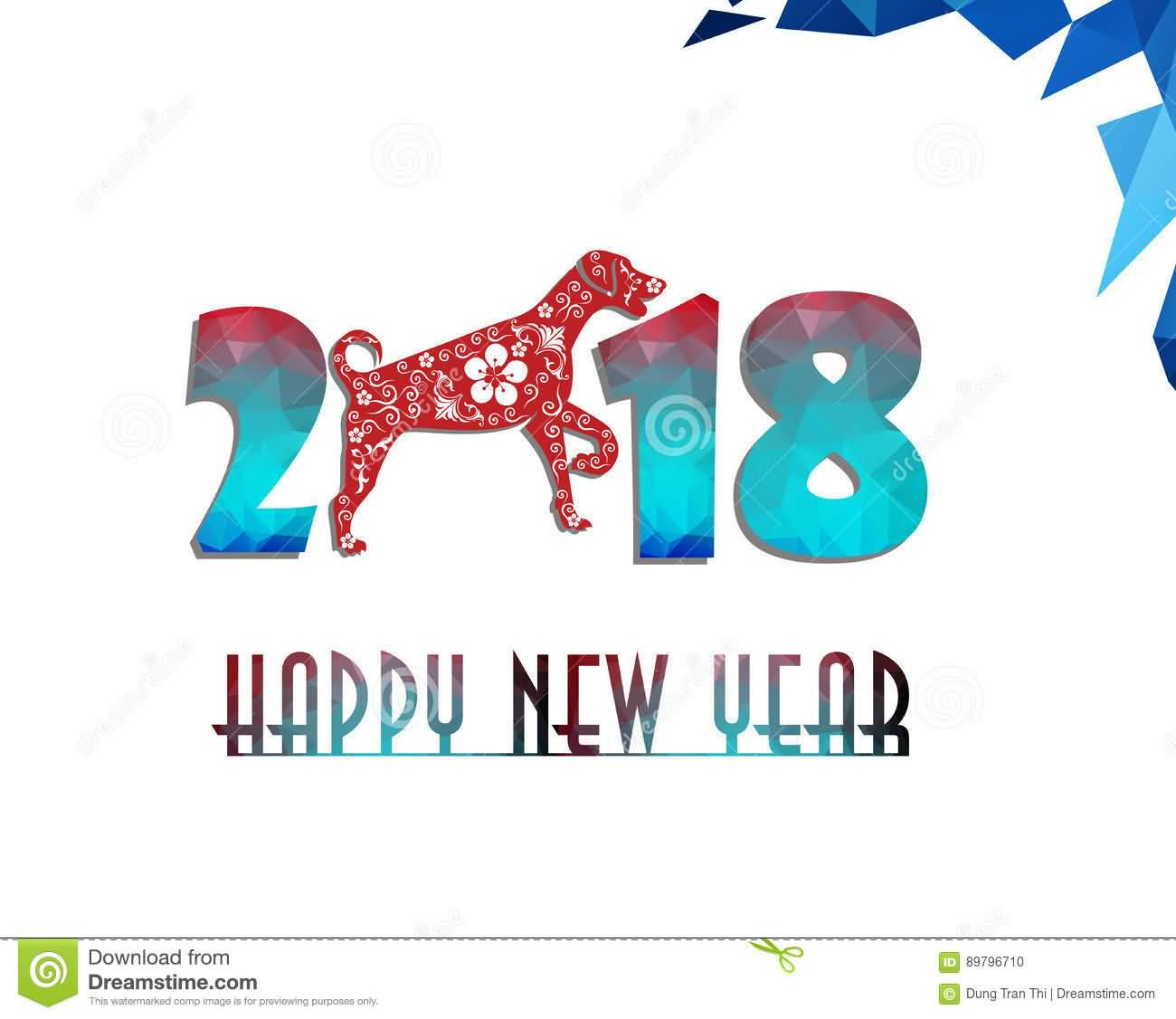 Happy Chinese New Year 2018 Cards Image Picture Photo Wallpaper 06
