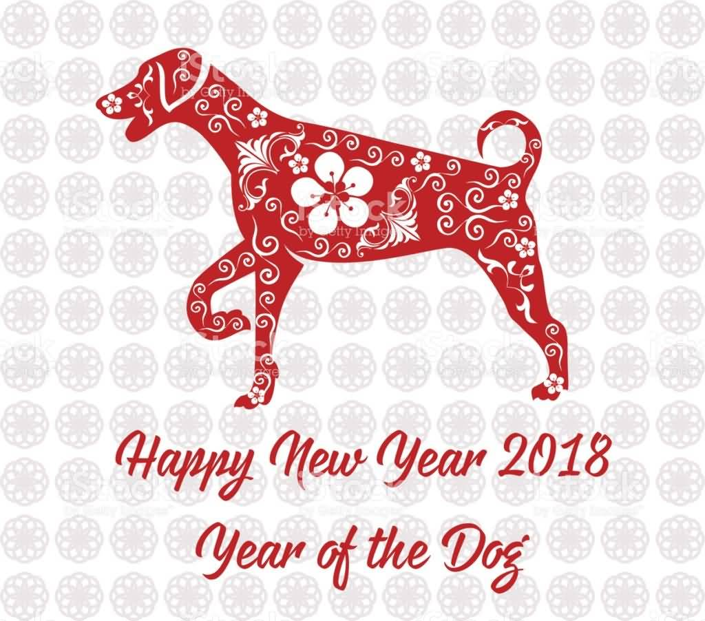 Happy Chinese New Year 2018 Cards Image Picture Photo Wallpaper 09