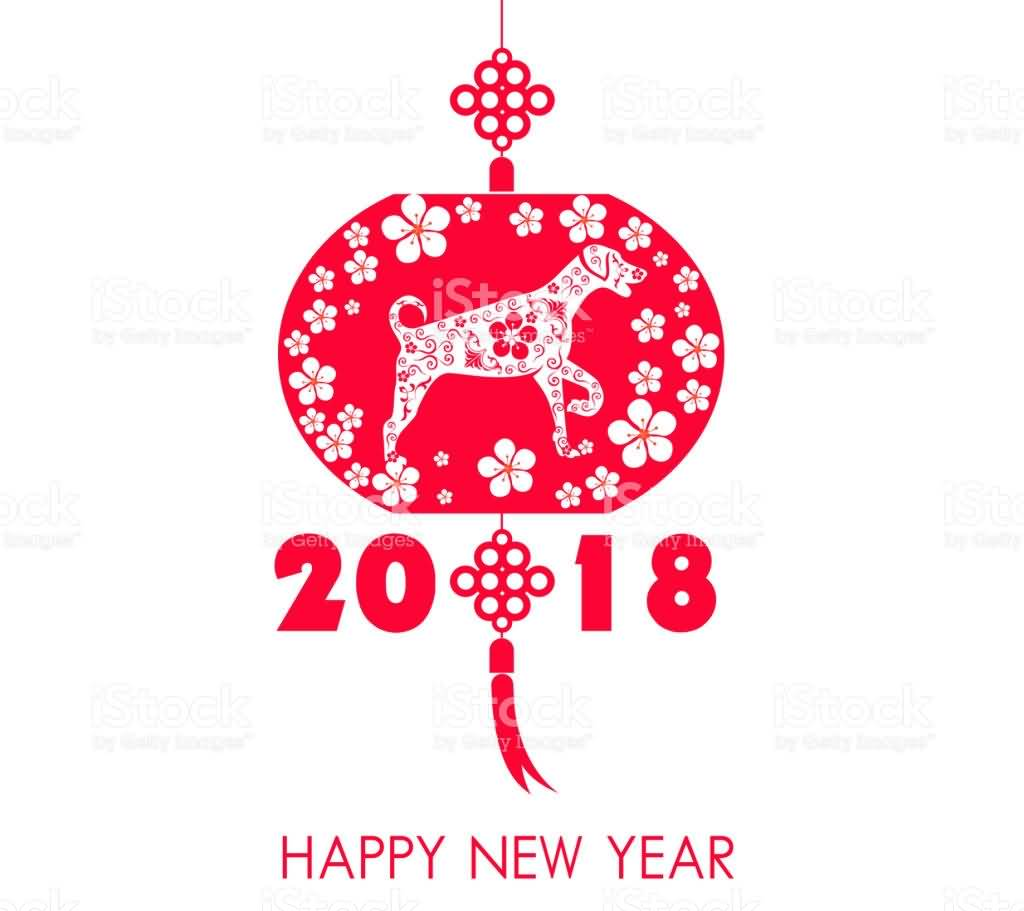 Happy Chinese New Year 2018 Cards Image Picture Photo Wallpaper 13