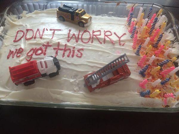 Hilarious Cute 40th Birthday Photos Joke