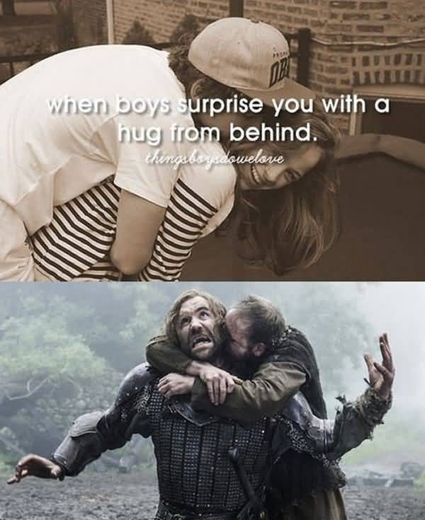 Hilarious Game of Thrones Love Meme Joke