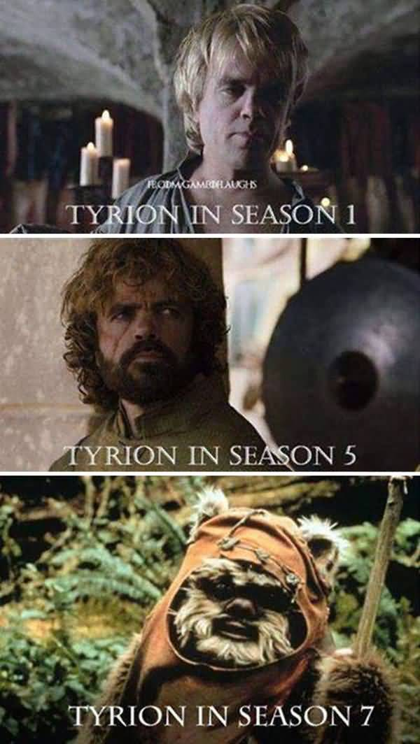 Hilarious Got Season 7 Memes Graphic