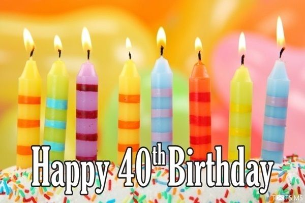 Hilarious Happy 40th Birthday Pictures Memes