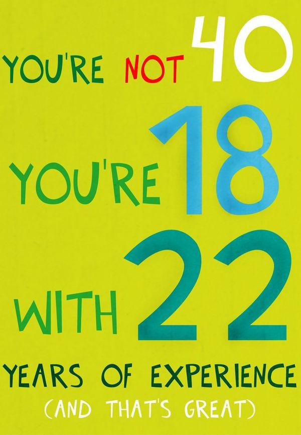 Hilarious Happy Birthday 40 Quotes Memes